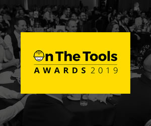 on the tools awards 2019